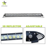 Factory Directly Sale Single Row 25inch 24volt 120W SUV Truck Offroad LED Spot Light Bar
