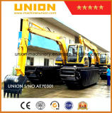 Hot Sale for Mini Ucm Dh-70 Amphibious Excavator with Hydraulic Pontoon
