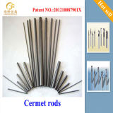 Cermet Rods& Drill Rods with Central Bore