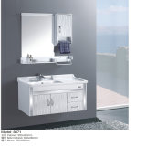 Bathroom Sanitary Stainless Wall PVC Cabinet