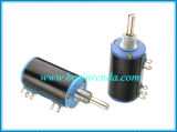 High Power Wire Wound Potentiometer (WX13-12)