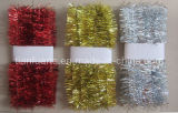 Tinsel Garland with Belly Band