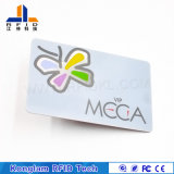 Recycle Membership Cards Laser Code PVC RFID Magnetic Stripe Card