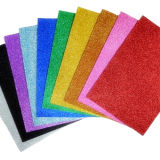 Printed Glitter EVA Foam Sheet for Education Craft