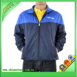 2016 Customize Cheap Fited School Nylon Jackets