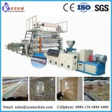 China Manufacturer PVC Faux/Artificial Marble Wall Panel Making Line