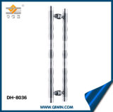 Glass Door Hardware Stainless Steel Glass Door Handle (DH-8038)