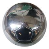 Soccer Ball, 32panels, Mirror Metallic PVC, Machine-Stitching (B01311)