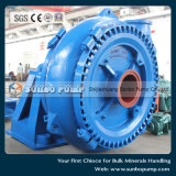 High Quality Centrifugal Sand Pump/Dredge Pump/Gravel Pump with High Flow