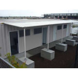 Container House (double container)