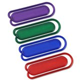 Lovely Round Shaped Paper Clips