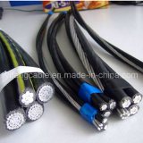 Triplex Cable 2/0 AWG, Duplex Cable 2/0 AWG