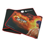 Customized Long Types of Microfiber Mouse Mat, Rubber Mouse Mat