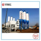 90 M3/H Concrete Batching Mixing Plant with Overseas Service