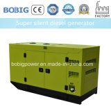 125kVA Silent Diesel Generator Powered by Cummins Engine