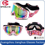 UV400 Safety Protactive Scrooter Eyewear Dirt Bike Racing Goggle
