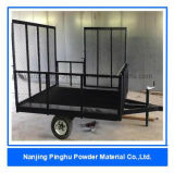 Black Thermoset Powder Coating Professional Factory
