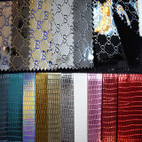 Good Quality Synthetic Leather for Shoes or Bags (HTS016)