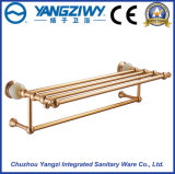 Bathroom and Shower Clothes Wall Mounted Stainless Steel Towel Rail