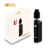 2016 Jomo Ecig 2600mAh 80W Ultra 80 Tc Box Mod with Ultra-Rdta Mod