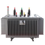 33kv Oil Immersed Sealed Type Amorphous Alloy Power Transformer 1500kVA