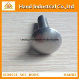 Full Thread Mushroom Head Square Neck Carriage Screw with Ce Certificate