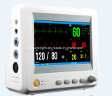 "7"" Vital Signs Patient Monitor Ce Marked"