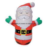 Inflatable Christmas Decoration Toy, Eco-Friendly, Easy to Carry, Inflate, Low Maintenance and Safe