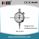 0-1mmx0.01mm Small Dial Indicator Gauge Tool