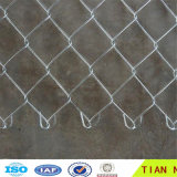 Hot Dipped&Electric Galvanized Chain Link Fence