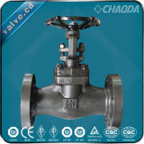 API602 Forged Steel Solid Wedge Gate Valve