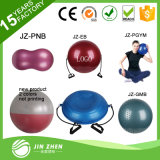 """No5-2 22"""" 55cm Exercise Fitness Balance Bosu Ball with Resistance Bands Pump"""