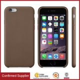 Ultrathin High Quality PU Leather Case with Microfiber for iPhone