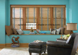 High Quality Wooden Windows Blinds Basswood Slat-SGD-L-5214