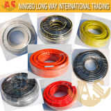 Igh Pressure Orange Cover Fiber Braided PVC Argon
