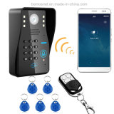 Waterproof Wireless WiFi Smart Video Door Phone for House Security