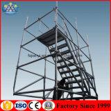 Adjustable Step Ladder Scaffolding Building Construction Cuplock Scaffolding Ladders