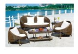 Outdoor Furniture PE Rattan Aluminum Frame Furniture