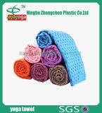 Slip Resistant Yoga Towel 100% Microfiber Yoga Mat Towels