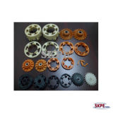 OEM Best Quality Plastic Parts Insulation Washer Parts Motor Plastic Parts