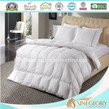 Royal White Goose Down Duvet Duck Down Comforter with 3~5cm Gusset
