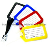 Plastic Luggage Tag Label Tag