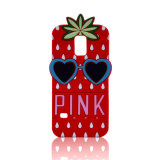 Fashion Colorful Strawberry Shape Silicone Tablet Case