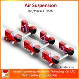 Ycas-001 3-Axles Lift Function Trailer Air Suspension System Suspension Parts