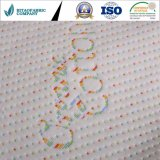 Organic Cotton Linen Polyester Mattress Knitting Fabric