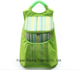 Green Multifunction Picnic Bag Organizer Cooler Backpack Bag