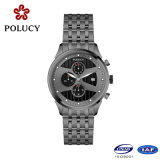 China Manufacturer Custom 316L Mens Chronograph Watches