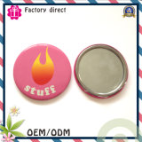 Price-off Promotions Antique Tin Cosmetic Mirror