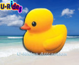 Giant Inflatable Yellow Duck Model