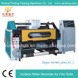 Vertical Non Woven Fabric Slitting Machine